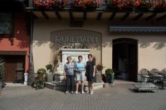 visite au domaine Rulhmann