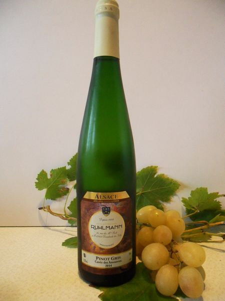 Rulhmann Pinot Gris CUVEE AMOUREUX