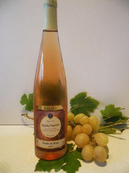 Ruhlmann Pinot Noir ETOILE ROSE